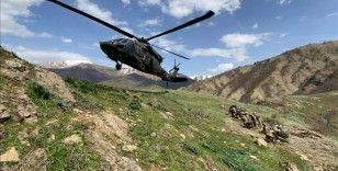 Eren-15 Ağrı Dağı-Çemçe Madur operasyonu başladı