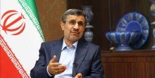 Eski İran Cumhurbaşkanı Ahmedinejad, İran, Türkiye ve Suudi Arabistan ilişkilerini AA'ya değerlendirdi