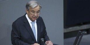 BM Genel Sekreterliğine yeniden aday olan Guterres'ten krizlerin çözümünde 'köprü kurucu' rolü sözü