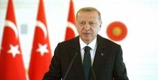 Cumhurbaşkanı Erdoğan: Anneler ailenin ve toplumun yapı taşını oluşturmakta
