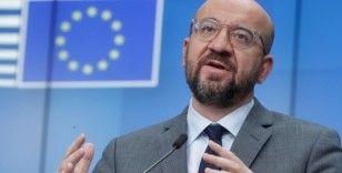 AB Konseyi Başkanı Michel: 'Uygun plan olursa aşı patentinin kaldırılmasını görüşmeye hazırız'