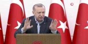 """Cumhurbaşkanı Erdoğan: """"Kandil'i çökerteceğiz ve Kandil Kandil olmaktan çıkacak"""""""