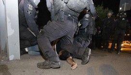 İsrail, sene başından bu yana işgal altındaki Kudüs'te 700 kişiyi gözaltına aldı