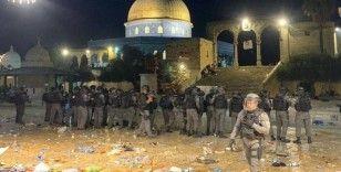 Filistin Kızılayı: Yaralı sayısı 178'e yükseldi