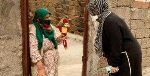 Büyükşehir Belediyesi anneleri unutmadı