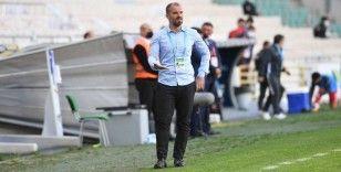 """Bursaspor Teknik Direktörü Mustafa Er: """"Oyuncularımız Avrupa kulüplerinin radarına girdi"""""""