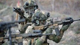 MSB: Irak'ın kuzeyindeki Gara bölgesinde 8 PKK'lı terörist etkisiz hale getirildi