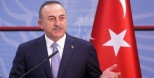 Dışişleri Bakanı Çavuşoğlu: 'Bu vahşete ses çıkarmayanlar barış sürecinden bahsetmesin'