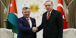 Cumhurbaşkanı Erdoğan ile Ürdün Kralı ve Kuveyt Emiri ile görüştü