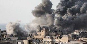 İsrail'den Gazze'ye hava saldırısı: 9 ölü