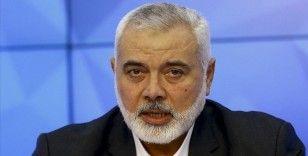 Heniyye, Filistin direnişinin Mescid-i Aksa'da yaşanan olaylara seyirci kalmayacağını belirtti