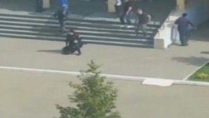 Rusya'da okula silahlı saldırı, 9 ölü, 12 yaralı