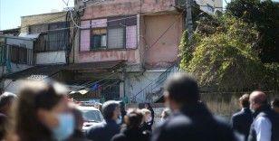 Avrupalı diplomatlar İsrail'in tehcir tehdidiyle gündemde olan Kudüs'ün Şeyh Cerrah Mahallesi'ni ziyaret etti