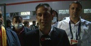 """Adil Gevrek: """"Bu sezon ligde kalmak çok önemliydi"""""""