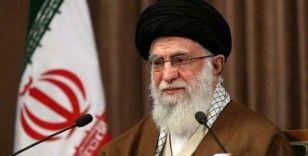 """İran Dini Lideri Hamaney: """"Filistinliler direnerek katilleri dize getirmeli"""""""