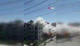 İsrail'in hava saldırılarında ölü sayısı 83'e yükseldi
