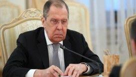 Rusya Dışişleri Bakanı Lavrov, Mısırlı mevkidaşı Şukri ile Kudüs'ü görüştü