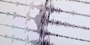 Japonya'da 6.0 büyüklüğünde deprem