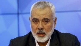 Hamas lideri Heniyye: Gazze'de sivillerin hedef alınmasının tüm sorumluluğu İsrail'e ait