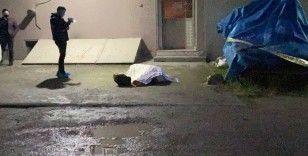 Bursa'da 5. kattan düşen yaşlı adam hayatını kaybetti