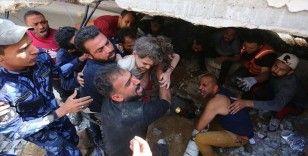 İsrail'in saldırılarında 58'i çocuk, 192 Filistinli hayatını kaybetti