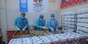 Beşir Derneği'nden Filistin'e yardım