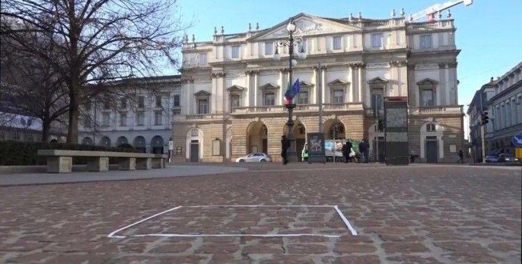İtalya'da 'görünmez heykel' 15 bin Euro'ya alıcı buldu