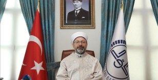 Diyanet İşleri Başkanı Erbaş, 8. Dini Yayınlar Kongresi'nin açılış programında konuştu