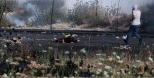 Batı Şeria'da Yahudi yerleşimcilerin saldırıları sonucu 13 kişi yaralandı