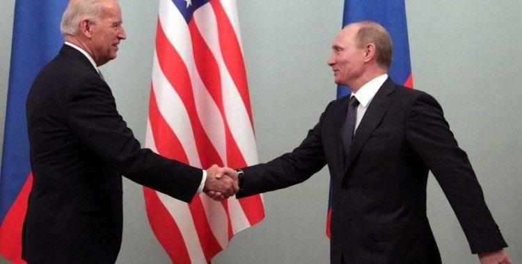 Biden, Putin ile görüşmesinde insan hakları ihlallerini gündeme getirecek