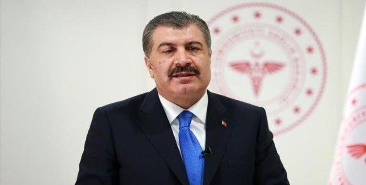 Sağlık Bakanı Koca'dan, 'İş hayatımızın normalleşmesi için kolları sıvıyoruz' mesajı