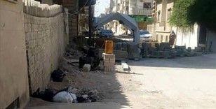 Terör Örgütü YPG/PKK, Suriye-Türkiye sınırında yerleşim bölgelerinde tünel kazıyor