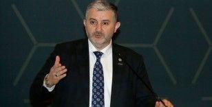 MÜSİAD Başkanı Kaan: Yüzde 7'lik büyüme, iş dünyasının ekonomiye güvenini teyit ediyor