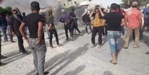 PKK/YPG'li teröristler, sivillerin üzerine ateş açtı: 4 yaralı