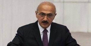 Bakan Elvan: 'İlk çeyrekteki yüzde 7'lik büyümenin yüzde 56'sı net dış talep ve yatırımlardan geldi'