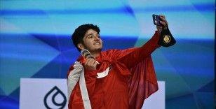 Dünya Gençler Halter Şampiyonası'nda milli sporcular 18 madalya kazandı