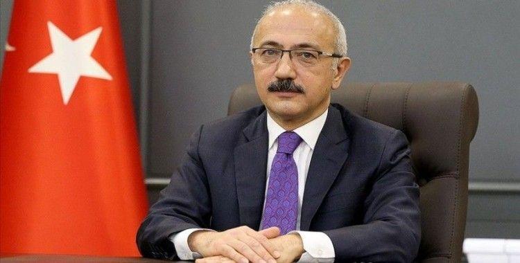 Hazine ve Maliye Bakanı Elvan, OECD Bakanlar Toplantısı'na katıldı
