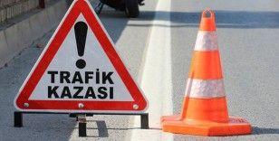 2020 yılında 150 bin 275 adet ölümlü yaralanmalı trafik kazası meydana geldi