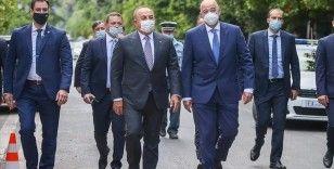 Yunan basınından Çavuşoğlu'nun Atina'daki temasları için 'samimi atmosferde geçti' yorumu