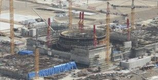 Akkuyu NGS'de birinci güç ünitesinin reaktör basınç kabının kurulumu tamamlandı