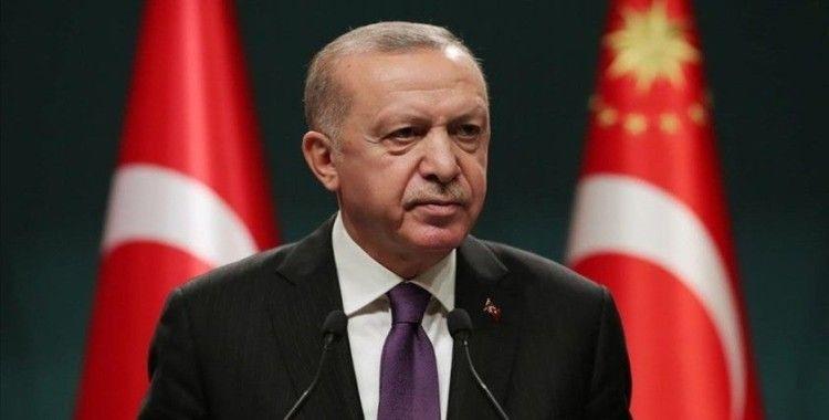 Cumhurbaşkanı Erdoğan: Yeni anayasa ile ilgili 128 madde üzerinde çalışmamızı yapacağız