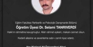 Korona virüse yakalanan genç akademisyen hayatını kaybetti