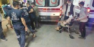 Siirt'te patpat kazası: 4'ü ağır 9 yaralı