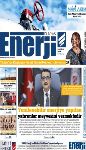 Enerji Dünyası - Haziran 2021