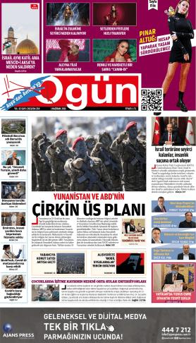 OGÜN Gazetesi Sayı:254