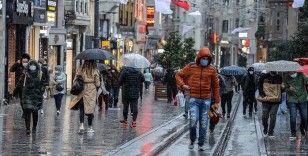 Marmara Bölgesi'nde sıcaklıkların mevsim normallerinin 2 ila 4 derece altında olması bekleniyor