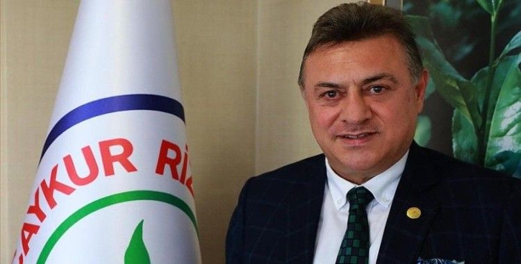 Çaykur Rizespor Kulübü Başkanı Kartal istifa etti