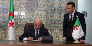 Cezayir Cumhurbaşkanı Tebbun, Türkiye ile imzalanan ve 23 yıldır bekleyen deniz seyrüsefer anlaşmasını onayladı