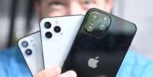 Yeni iPhone 13 modelinin batarya bilgileri sızdırıldı