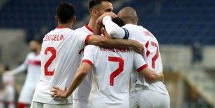 Hazırlık maçı: Türkiye: 2 - Moldova: 0 (Maç sonucu)